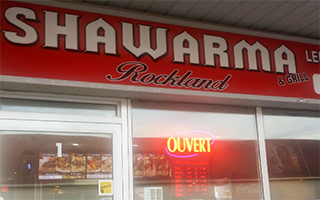 Shawarma Rockland delivery Cumberland Bourget Hammond Wendover Plantagenet Cheney Curran Clarence St-Pascal Night Off Delivery